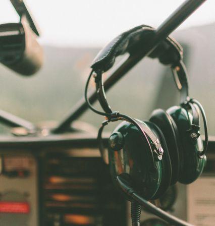 airplane-headphones-in-plane-pilot-cockpit